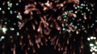Blackheath Fireworks 02/11/2013