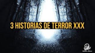 3 Historias De Terror Vol. 30 (Relatos De Horror)