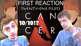 Baixar First Reaction to TWENTY-ONE PILOTS - Cancer (Cover) originally from MCR - The Black Parade