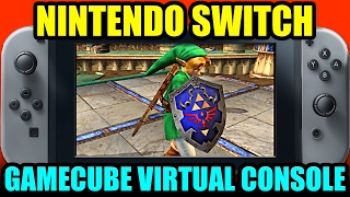 Nintendo Switch - GAMECUBE Virtual Console…