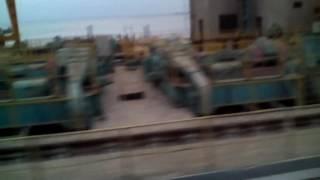 10 октября 2016 г Из Волжского через ГЭС в Волгоград
