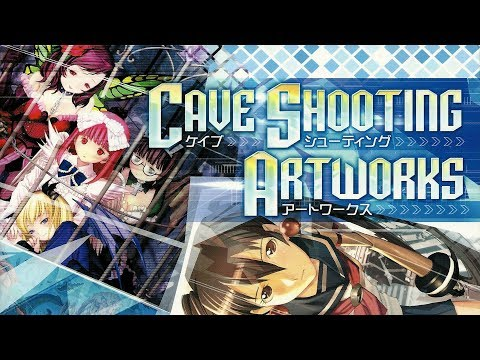 Art Collection #17: Cave Shooting Artworks Book