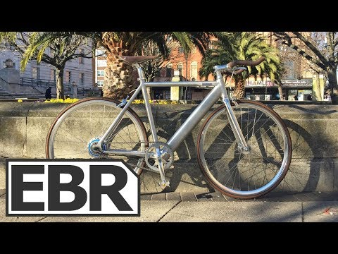 Coboc ONE Soho Video Review - £3.9 Understated, Efficient, Single Speed, Electric Bicycle