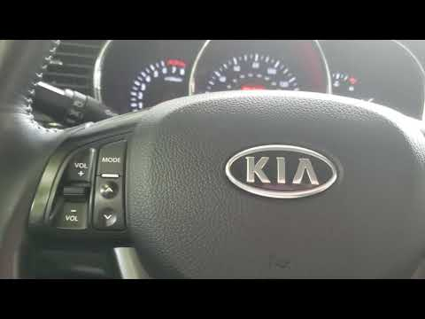 Kia Optima 2011-2015. Скрытые настройки / Hidden Menu.