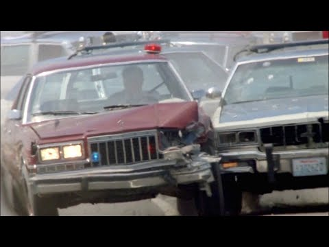One of The Best Car Chase in Movie History
