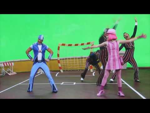 We are Number One Lazytown Behind the s with Chloe Lang