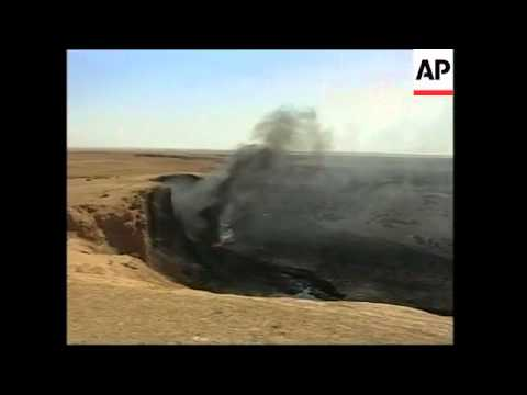 Oil pipeline from Iraq to Turkey breached once again