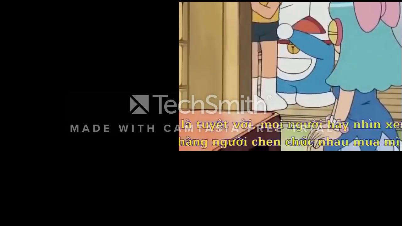 [S6] Doraemon Tập 314 - Đại Nổi Loạn - Đôi Tay To Lớn Của Robot Khổng Lồ - Hoạt Hình Tiếng Việt