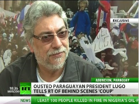 'I quit to prevent bloodbath' - ousted Paraguay president in RT exclusive