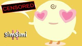 SEXTING WITH SIMSIMI? | Simsimi | 2 screenshot 5