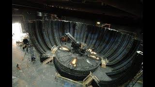 """Alien: Covenant"" Movie Construction TimeLapse"
