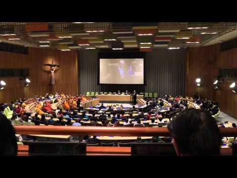 UN Vesak Day 2014 at UN Headquarters (13-May-2014) (2/3)