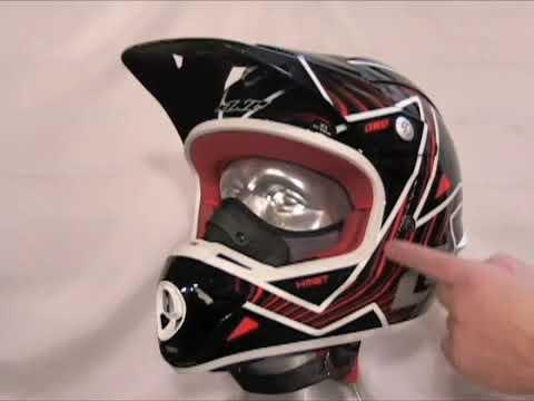 One Industries Kombat Skyway Helmet