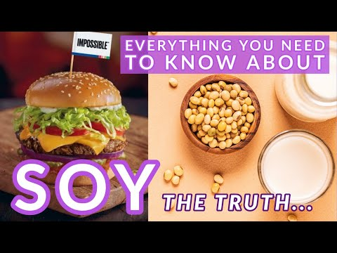 The Reality Regarding Soy