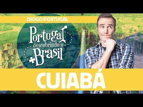 "DIOGO PORTUGAL - ""PORTUGAL DESCOBRINDO O BRASIL CUIABÁ"""
