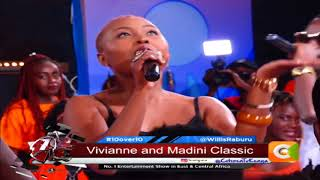 Vivian, Madini performing live #10Over10