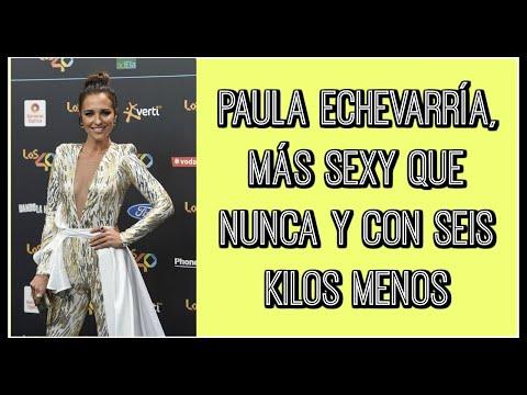 Paula Echevarría, más sexy que nunca y con seis kilos menos thumbnail