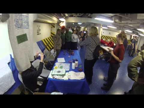 Nimitz Tour 12-10-1213