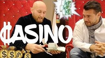 Im Casino mit Karl Ess
