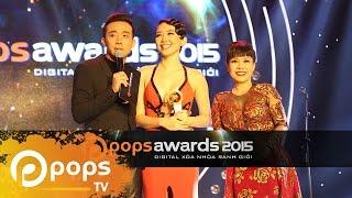 POPS Awards 2015 - Digital Xóa Nhòa Ranh Giới [Official]