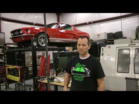 1966 Electric Mustang conversion part 10