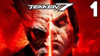 Tekken 7 Прохождение на русском  ИГРА ЦЕЛИКОМ