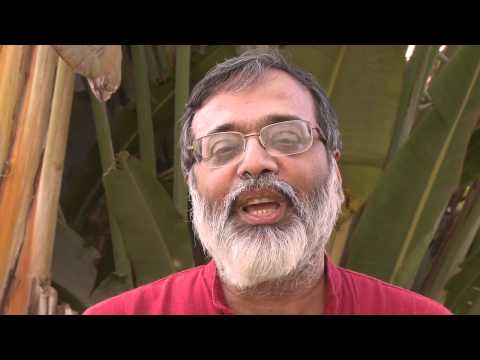 Define the Commons:Prabir Purkayastha in Dakar