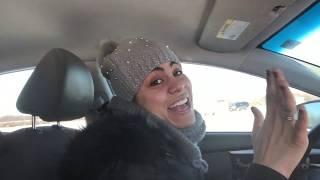 Karina S Wisconsin Firsts Ice Fishing With Lee Peek