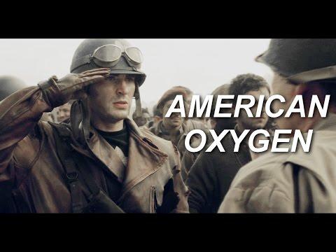 Steve Rogers: American Oxygen ☁