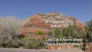 Sedona Arizona Home For Sale: Stunning Santa Fe Territorial Estate For Sale