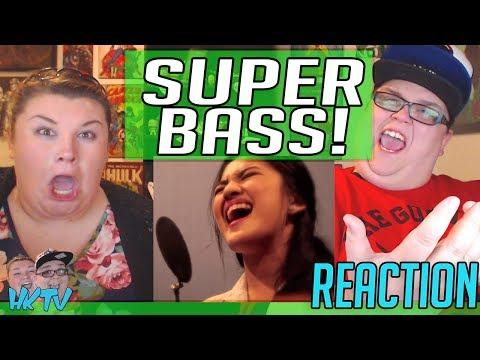 Nicki Minaj - Super Bass (Julie Anne / JAPS cover) REACTION!! 🔥 Mp3