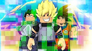 Roblox: NEW DRAGON BALL GAME (YOU HAVE to PLAY)!!! ‹ Dray ›