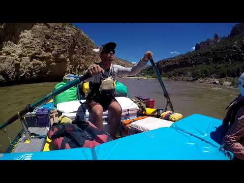 Yampa River Rafting Spring 2018