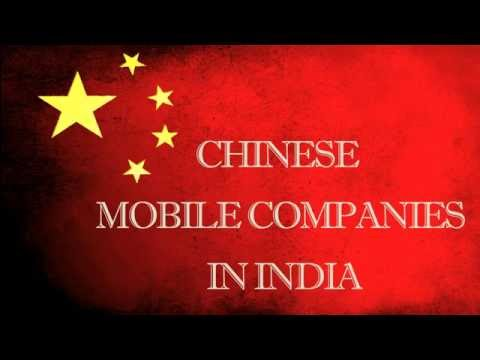 List of Top Chinese Phone Companies in India - Hindustan me bikne wale China smartphones.
