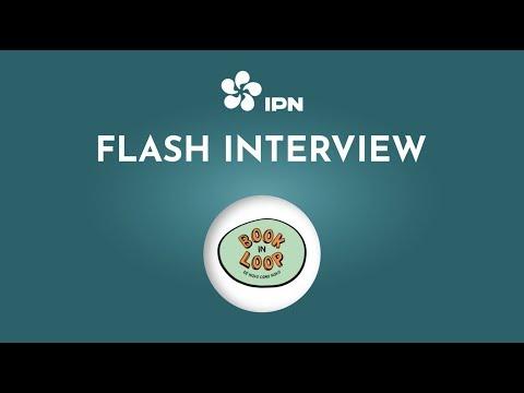 Flash Interview: Book in Loop