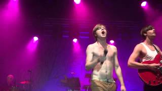 Mando Diao - Gloria live in Borlänge