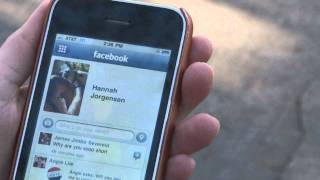 LileStyle Social Media Video Series: How to use your smart phone to update your Facebook.
