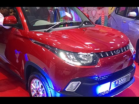 Discovered All New Mahindra Kuv Youtube