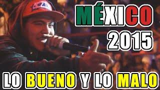Lo Bueno y lo Malo de la Batalla de Gallos México 2015 Red Bull