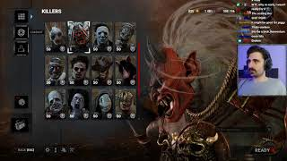 DBD Cursed Legacy NEW PERKS / Killer - First Impression