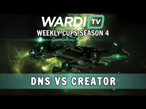DnS vs Creator (PvP) - WardiTV Weekly S4 Finals Groups