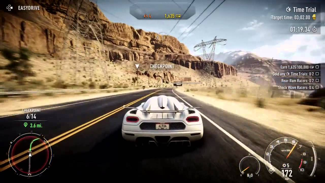 need for speed rivals koenigsegg one 1 new dlc car ps4 gameplay time trial youtube. Black Bedroom Furniture Sets. Home Design Ideas