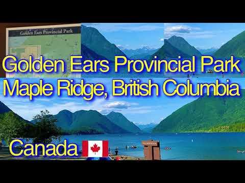 Canada Road Trip | Golden Ears Provincial Park | Maple Ridge, British Columbia