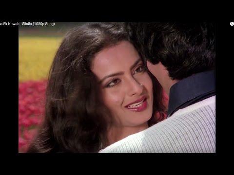 Dekha Ek Khwab - Silsila (1080p Song)