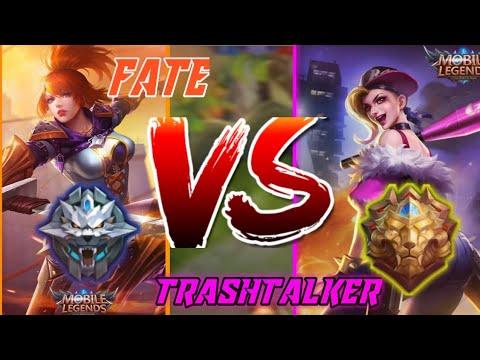 Fate Vs.Trashtalker Battle Of Fanny