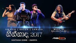 Hanthana Sihine Umariya LIVE at Ninnada 2017 Music By Nalaka Sajee.mp3