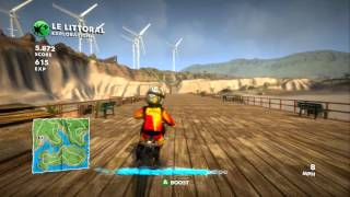Motocross Madness gamplay multi