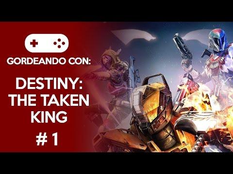 Destiny: The Taken King, Gordeando - Parte 1 | 3 Gordos Bastardos