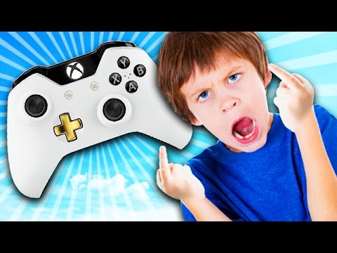 GIRL GAMER DESTROYS  ANGRY KID ON XBOX LIVE!! (Call of Duty Trolling)