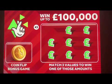 Online Scratchcards From The National Lottery © (7)